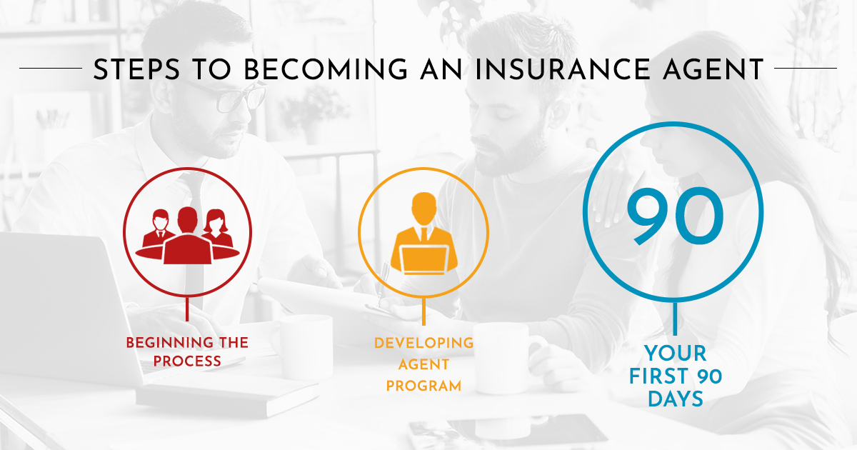 How to become an insurance agent