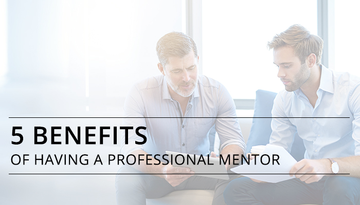 benefits of a professional mentor