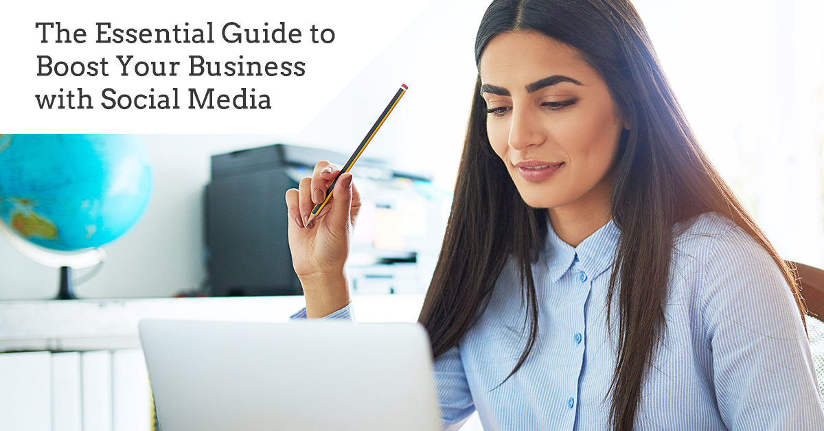 how does social media help small businesses