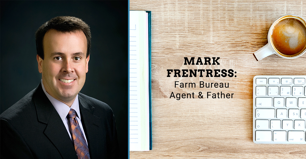 Meet Mark Frentress