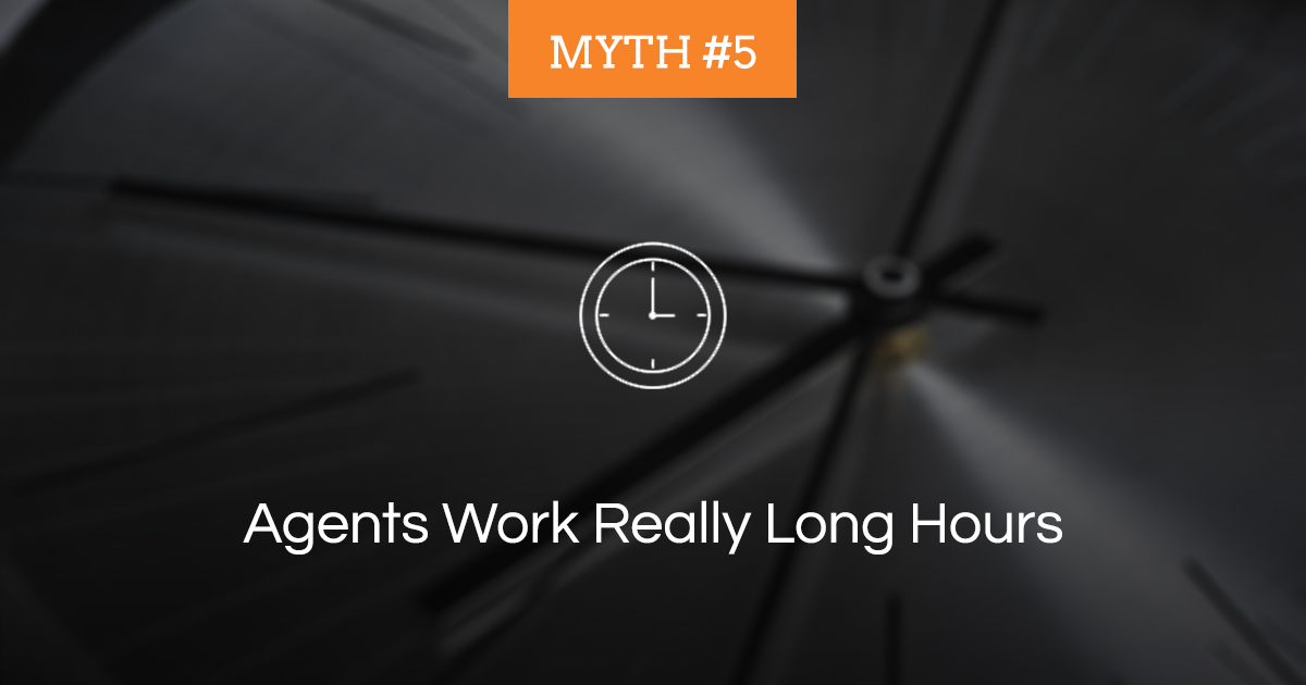myths about being an insurance agent