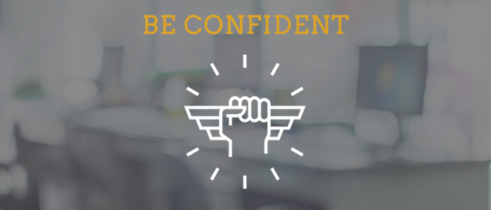 make a great first impression with confidence